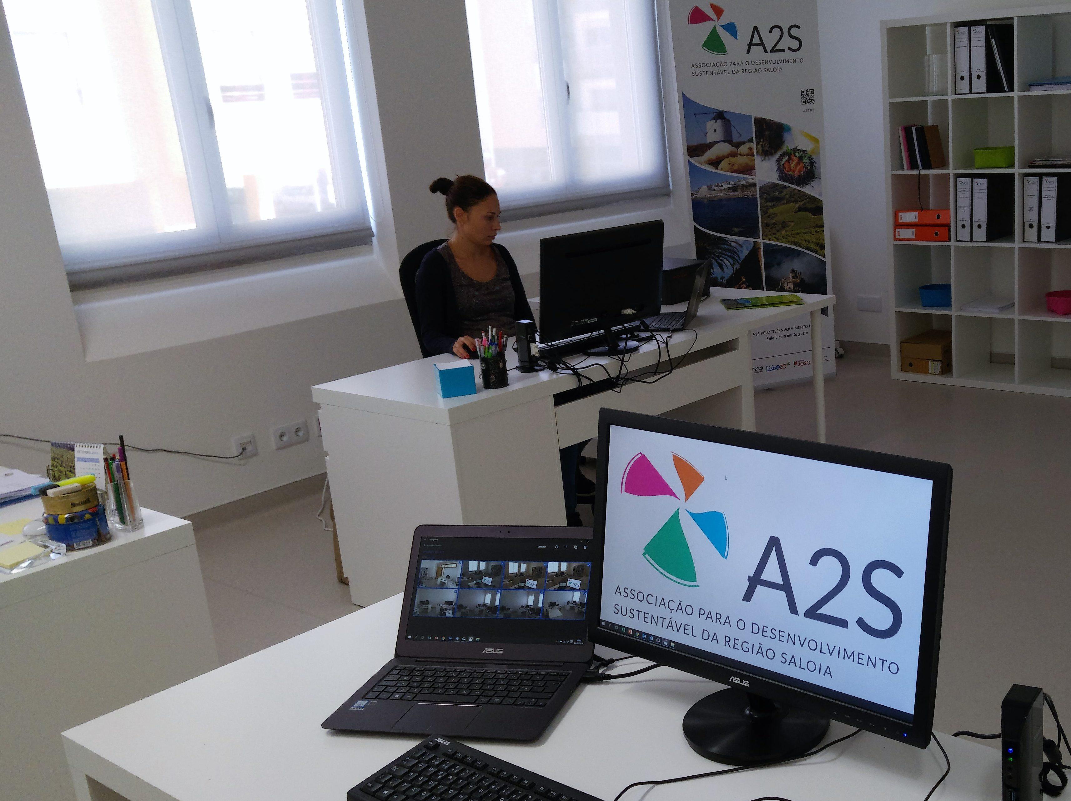 A2S Com Novas Instalações