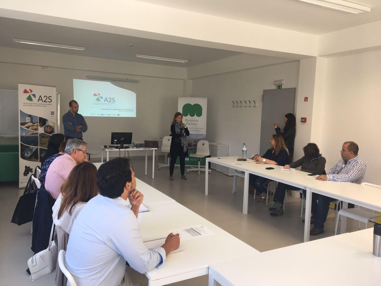 A2S Promove Reunião Com Promotores De Projetos PDR2020