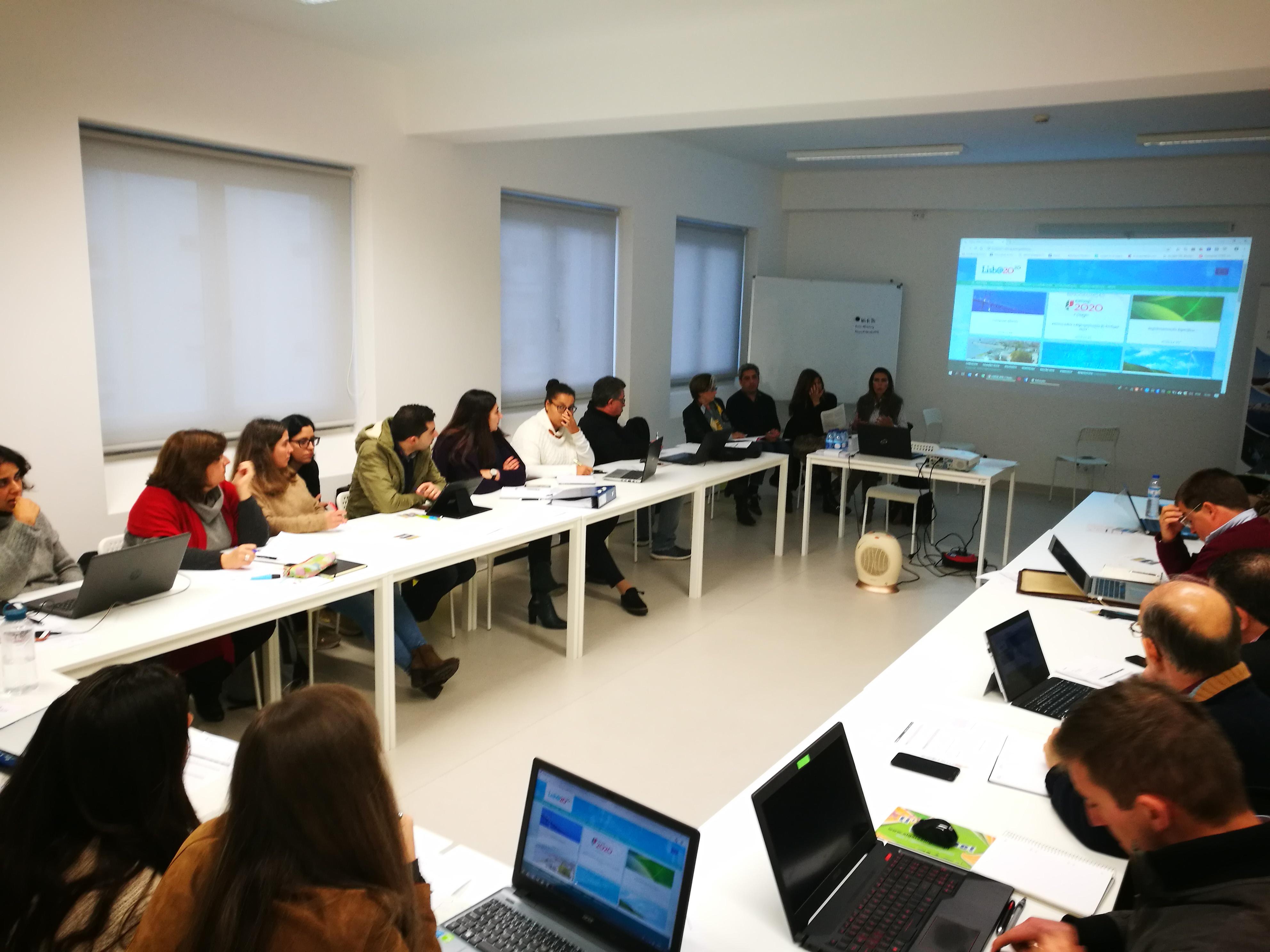 A2S Promove Workshop Sobre Pedidos De Reembolso Dos Projetos SI2E